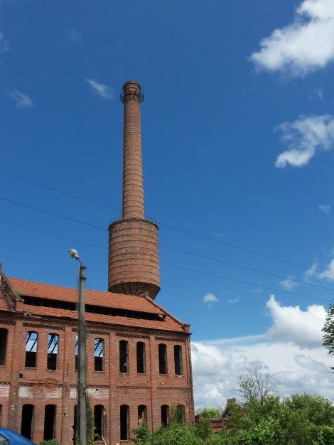 Fabrica de Otet Margina 1912, Timis 002