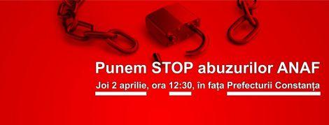 stop abuzurilor anaf 2015