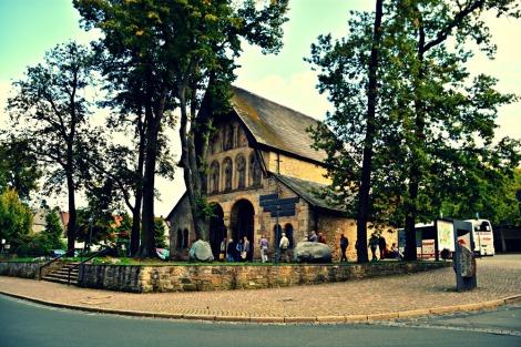 Collegiate Church Vestibule