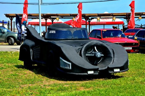 batmobil at tuning fest 2015
