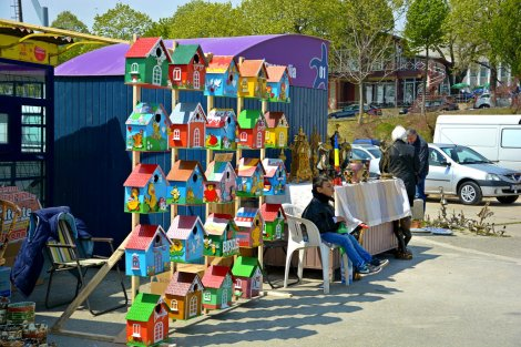 mangalia bird houses for sale