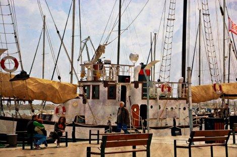 Constanta Port Mangalia