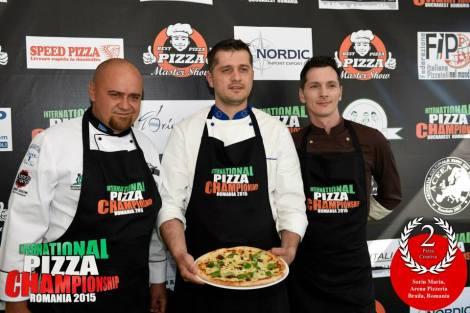 sorin marin locul 2 pizza creativa