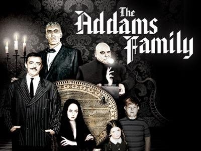 The Addams Family 1962