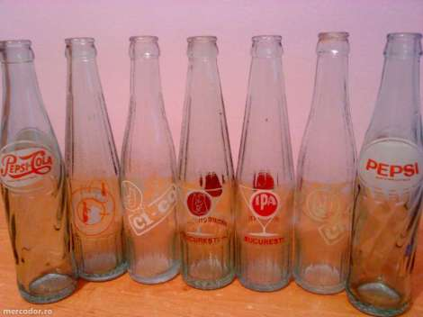pepsi-cola sticla veche