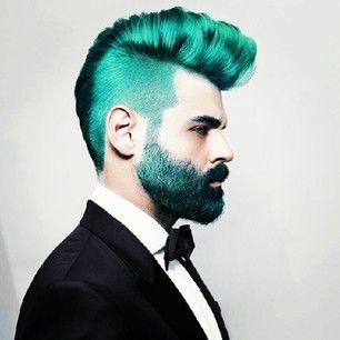 barba verde