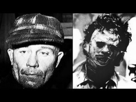 ed gein leatherface