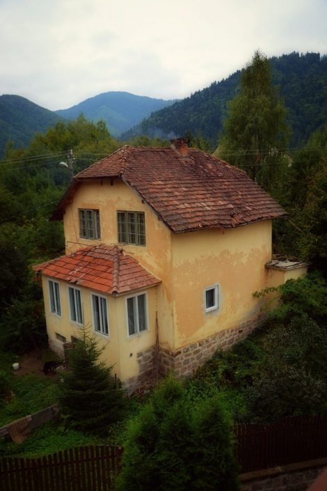 old house tusnad