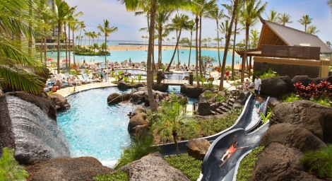 Hilton Hawaiian Village, Honolulu, Hawaii