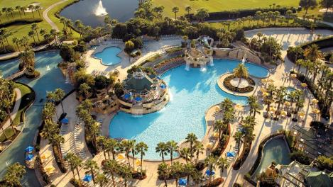 Orlando World Center Marriott, Florida