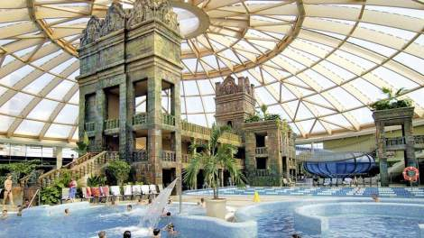Ramada Resort Aquaworld Budapest, Hungary