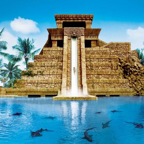The Reef Atlantis, Paradise Island City, Bahamas
