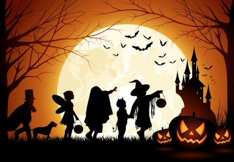 istoric halloween
