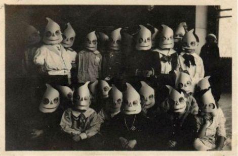 istorie halloween