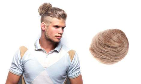 Groupon – Clip In Man Bun