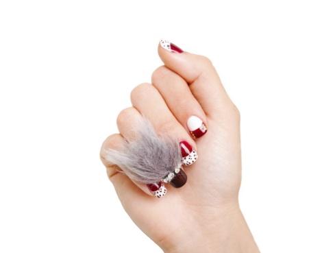 unghii paroase