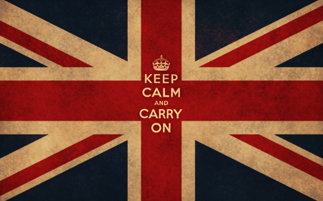 istorie keep calm and...